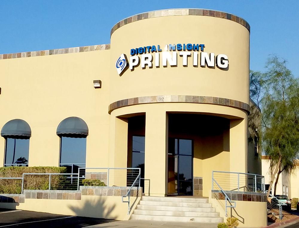 Digital Insight Printing building